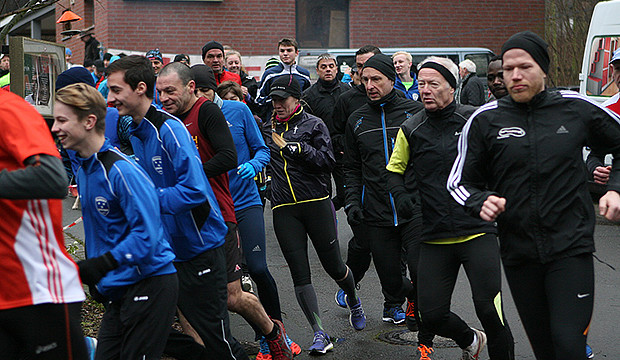 TSV B: Vom Jubiläumslauf 2015 in das Jubiläumsjahr 2016