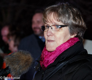 Superintendentin Antje Marklein: Die Täter haben nicht erreicht, dass die Willkommenskultur in Barsinghausen sich verändert.