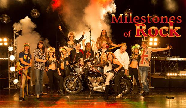 Milestones of Rock in Hameln
