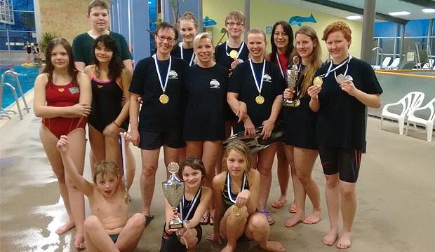Auszeichnung für Gehrdens DLRG-Schwimmer