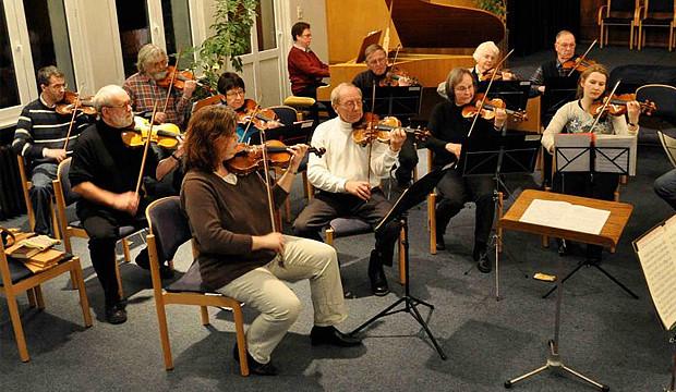 Habermann-Kammerorchester ist zu Gast in der Holtenser Kirche