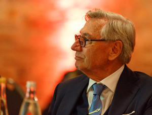 Weltweit erfolgreich: Günter Weidemann, Gründer der Schollglas-Gruppe. foto:kasse