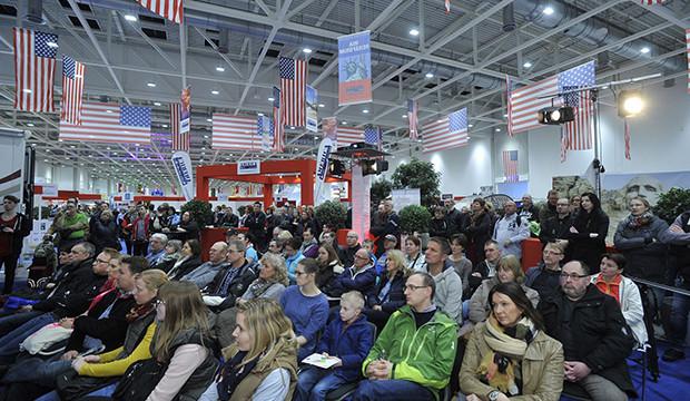 abf 2016: Messe für aktive Freizeit endet mit Besucherplus