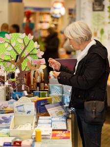 Entspannt einkaufen: Der verkaufsoffene Sonntag mit Ostermarkt bietet dazu eine gute Gelegenheit. foto:kasse