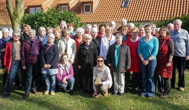 Chorgemeinschaft Fidelia Evestorf lädt zum Maisingen ein