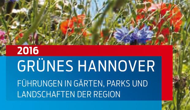 """""""Grünes Hannover 2016"""" bietet rund 200 Führungen an"""