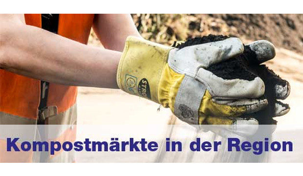 Neu: Kompostmarkt am Klosterstollen