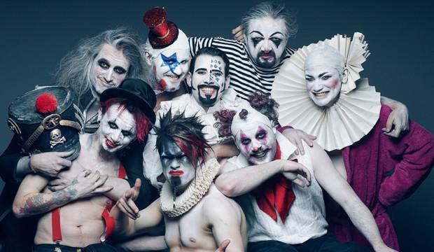 """Vorhang auf für den """"Zirkus Zeitgeist"""" im Capitol"""