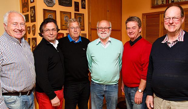 Horst Fabisch legt den Vorsitz des Sportrings Barsinghausen nieder