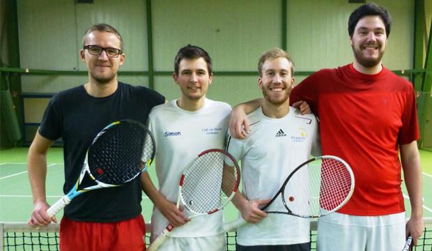 Tennis: Durchmarsch beim SVG und  Zuwachsraten beim TCB
