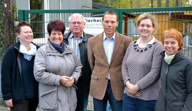 Tierschutzverein: Hertha Hillrichs wird mit 99 Jahren Ehrenmitglied