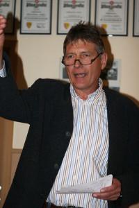 Vereinschef: Wilfried Quaß und sein Vorstandsteam stehen voll hinter dem Konzept von Achim Köller. Fotos: Bratke