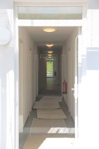 Brandschäden beseitigt: Die Gemeinschaftsunterkunft Hannoversche Straße kann den Betrieb aufnehmen. foto:kasse