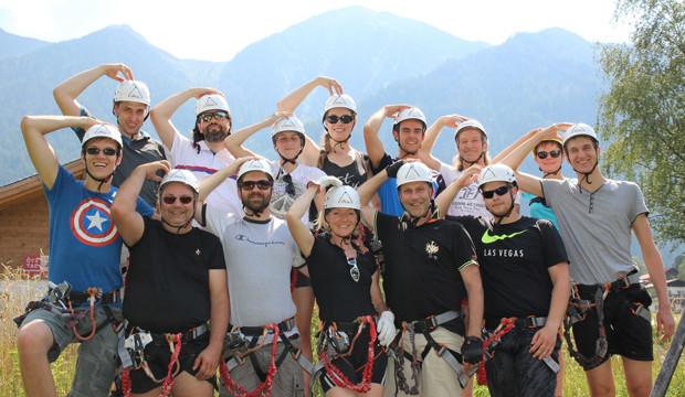Erlebnisreich und spannend: Ferien mit dem Regionssportbund