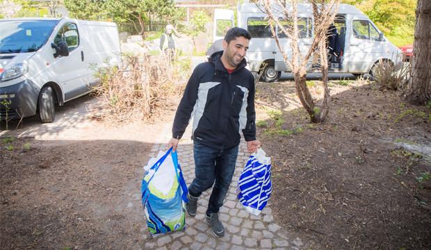 Leitungswechsel in der Flüchtlingsunterkunft Wennigsen