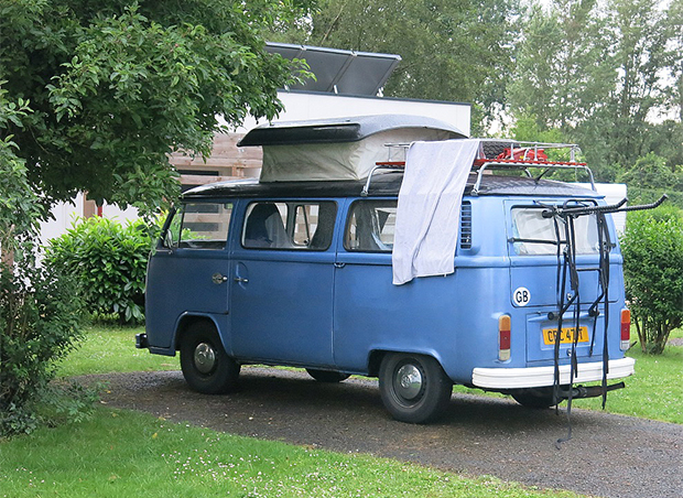 Kein Weg zu weit: Oldschool-Camping made in Great Britain.