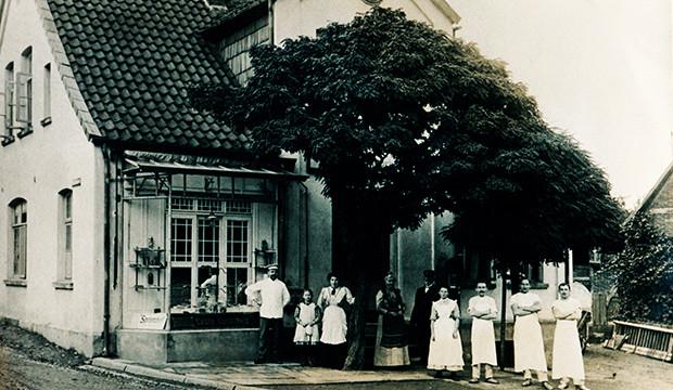 Traumnote 1 für die 8. Generation der Bäckerei Hünerberg