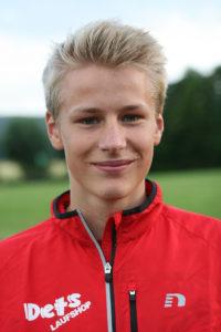 Nach Alkmaar nun Taiwan: Henning Schiel – der Vize-Landesmeister über 3000 Meter ist zum zweiten Mal bei den ICG am Start.