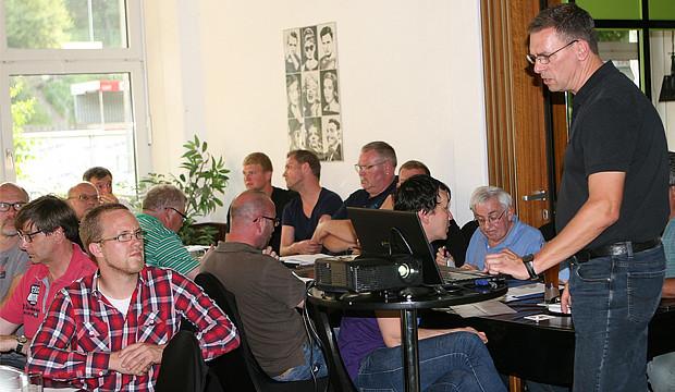 Kontroverse Diskussion um die geplante Bezirksliga-Reform