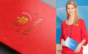 Moderatorin Vienna Heinrich eröffnet die SSK-Geburtstagsparty