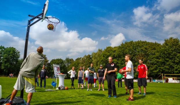 Familienfest des TSV B mit Sport und Aktionsprogramm