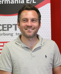 "Gut vorbereitet: FC-Trainer Jan ""Zimbo"" Zimmermann."