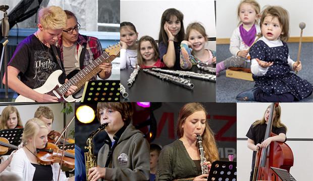 25 Jahre Musikschule: Bekannte Melodien aus der Filmgeschichte