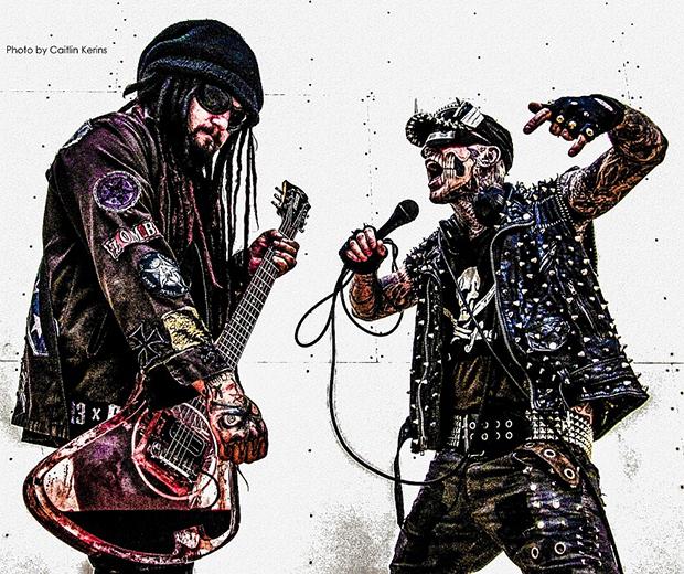 Headliner: Mike Riggs und Zombie Boy. Foto: Caitlin Kerins