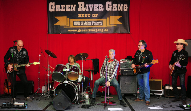Green River Gang beendet die Konzertpause im ASB-Bahnhof