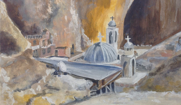 Ausstellung Impressionen aus Syrien vor dem Bürgerkrieg