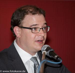 Will auch in Zukunft eine starke eigenständige Stadtsparkasse: Aufsichtsratsvorsitzender Dr. Roland Zieseniß.