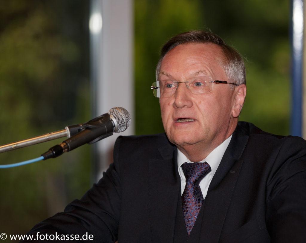 """SVN-Geschäftsführer Günter Distelrath appelliert an die EZB: """"Gönnen Sie uns eine Regulierungspause und beenden Sie die Niedrigzinspolitik!"""""""