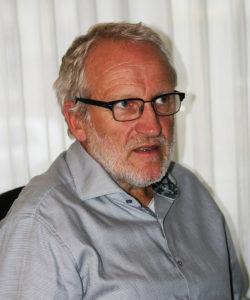 Viel Recherche war notwendig: Berthold Kuban, Rechtsanwalt und langjähriges TSV-Mitglied, führte die Gespräche mit den Gläubigern. Foto: Bratke