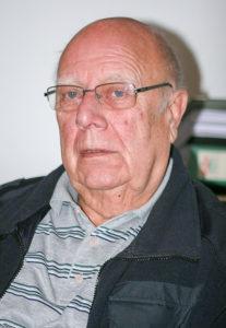 Saß lange Zeit im Dunkeln: Günter Hoff vom GeVo des TSV Kirchdorf. Foto: Bratke