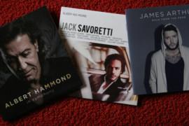 Eine Singer-Songwriter-Legende und zwei Emporkömmlinge