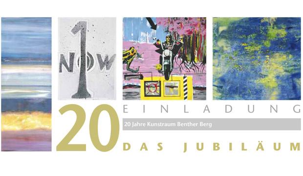 Kunstraum Benther Berg: Ausstellung zum 20. Geburtstag