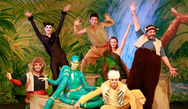 Dschungelbuch – Das Musical gastiert im Theater am Aegi