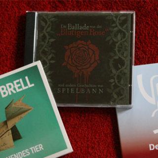 Neue Silberlinge von Marcel Brell, Vanderlinde  und Spielbann
