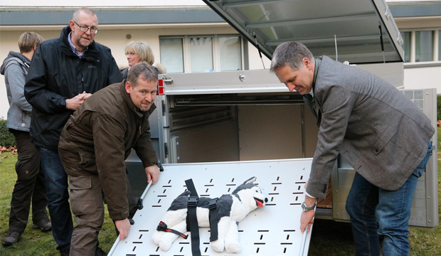 Region Hannover stellt Wolfsanhänger in Dienst