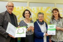 Natur und Technik in der Kita: Zertifizierung für Gehrdener Hort