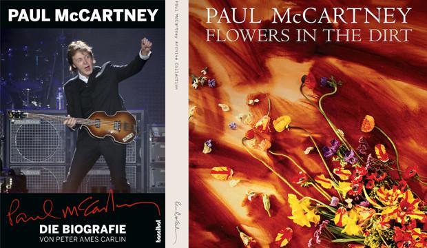 Zweimal Sir Paul McCartney und andere Neuheiten…