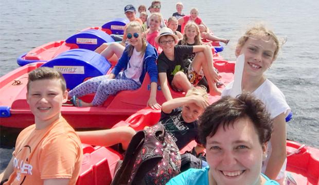 Sommerfreizeittipp des RSB für erlebnishungrige Kinder