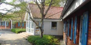 Lange Anreise: Das Schullandheim Nieblum auf Föhr ist die kleinste Einrichtung. Foto: Region Hannover