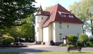 Idylle bei Hameln: Das Schullandheim Riepenburg. Foto: Region Hannover