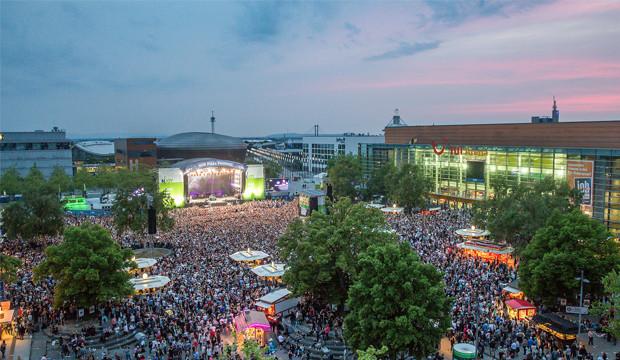 Heiß: Der Open Air-Sommer in Hannover und drumherum