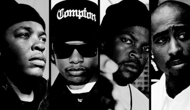 Gangsta Rap: Wie Kriminelle zu Superstars avancierten