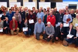 Sportabzeichen: SV Gehrden und TSV Egestorf traditionell stark