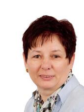 """Frau der Zahlen: Petra Busche, Mitarbeiterin in der RSB-Geschäftsstelle im """"Haus des Sports"""" in Hannover."""