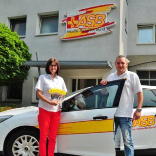 """Neues Urlaubsangebot vom ASB: Hausnotruf – ein """"Schutzengel auf Zeit"""""""