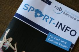 Regionssportbund legt beeindruckende Zahlen vor